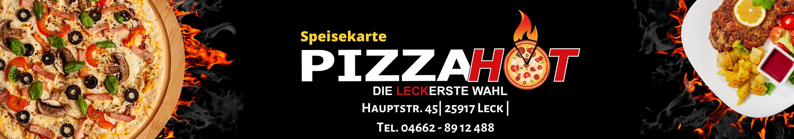 Pizza Hot, Wikingerstraße 75, 25017 Leck